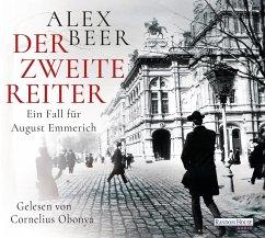 Der zweite Reiter / August Emmerich Bd.1 (5 Audio-CDs) - Beer, Alex