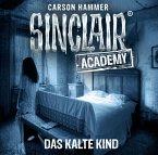 Sinclair Academy - Das kalte Kind, 2 Audio-CDs