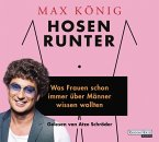 Hosen runter, 2 Audio-CDs