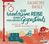 Die wundersame Reise eines verlorenen Gegenstands, 6 Audio-CDs