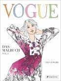 VOGUE - Das Malbuch Vol. 2