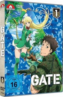 Gate - Vol. 1 - Episoden 1-3