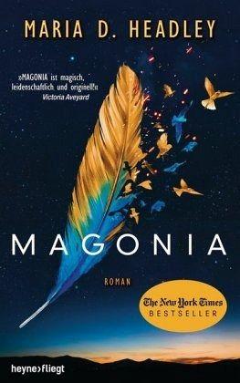Magonia Bd.1 - Headley, Maria D.