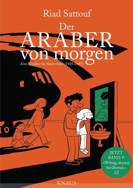 Buch-Reihe Der Araber von morgen