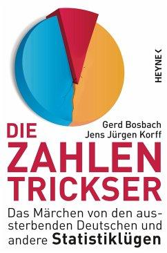 9783453201323 - Bosbach, Gerd; Korff, Jens J.: Die Zahlentrickser - Buch