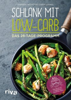 9783742301321 - Meyhöfer, Andreas; Ludwig, Diana: Schlank mit Low-Carb - Buch