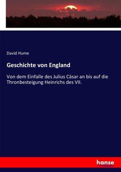 9783743431638 - Hume, David: Geschichte von England - Book