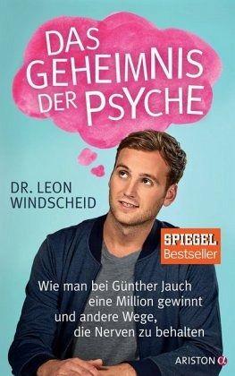 Das Geheimnis der Psyche - Windscheid, Leon