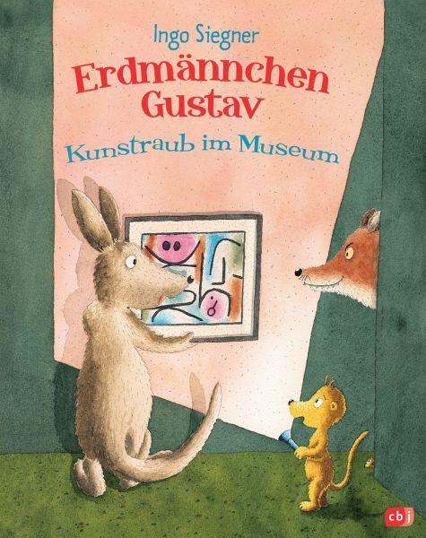 Buch-Reihe Erdmännchen Gustav