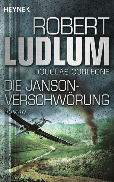 Buch-Reihe Paul Janson von Robert Ludlum