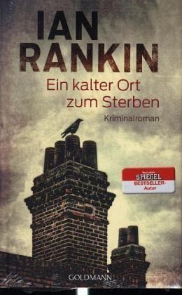 Buch-Reihe Inspektor Rebus von Ian Rankin
