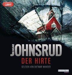 Der Hirte / Fredrik Beier Bd.1 (2 MP3-CDs) - Johnsrud, Ingar