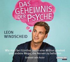 Das Geheimnis der Psyche, 4 Audio-CDs - Windscheid, Leon