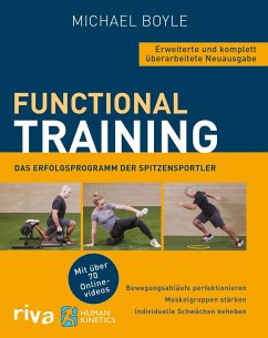 Functional Training - Erweiterte und komplett überarbeitete Neuausgabe - Boyle, Michael