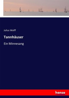 9783743431898 - Wolff, Julius: Tannhäuser - Livre