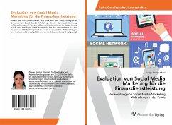 Evaluation von Social Media Marketing für die Finanzdienstleistung