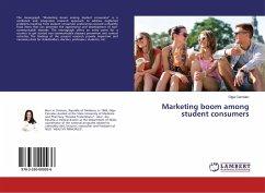 9783330009936 - Cernelev, Olga: Marketing boom among student consumers - Buch
