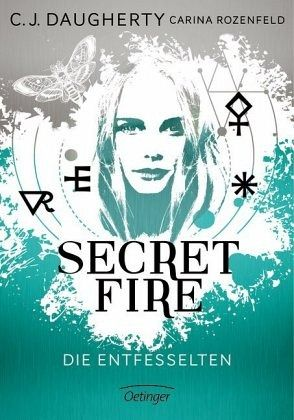 Buch-Reihe Secret Fire