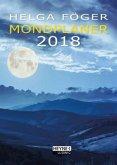 Mondplaner 2018 Taschenkalender