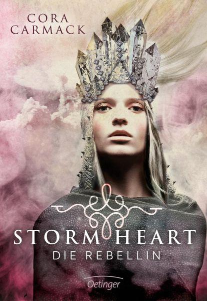 Cora Carmack-Stormheart-Die Rebellin