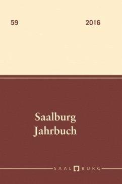 Saalburg Jahrbuch 59/2016