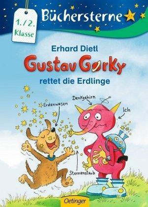 Buch-Reihe Gustav Gorky Büchersterne