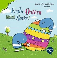 Frohe Ostern, kleine Socke!