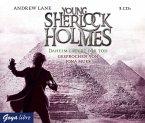 Daheim lauert der Tod / Young Sherlock Holmes Bd.8 (3 Audio-CDs)