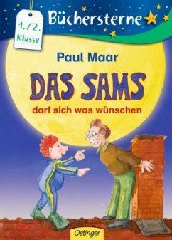 Das Sams darf sich was wünschen / Das Sams Büchersterne Bd.5 - Maar, Paul
