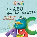 Von Affenzahn bis Zuckerwatte, das ABC der Leseratte