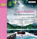 Die Sturmschwester / Die sieben Schwestern Bd.2 (MP3-CD)
