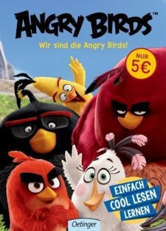 Wir sind die Angry Birds! / Angry Birds Bd.1