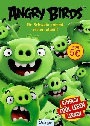 Buch-Reihe Angry Birds