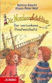 Der versunkene Piratenschatz / Die Nordseedetektive Bd.5