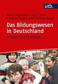Das Bildungswesen in Deutschland