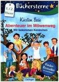 Wir bekommen Kaninchen / Abenteuer im Möwenweg Büchersterne Bd.5