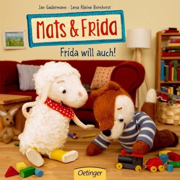 Buch-Reihe Mats & Frida