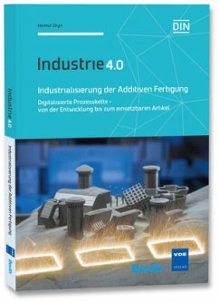 Industrialisierung der Additiven Fertigung