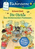 Das Stinkersocken-Festessen / Die Olchis Büchersterne 1. Klasse Bd.8
