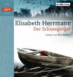 Der Schneegänger / Sanela Beara Bd.2 (MP3-CD) - Herrmann, Elisabeth
