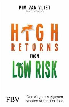 High Returns from Low Risk (eBook, PDF) - Vliet, Pim van; Koning, Jan de