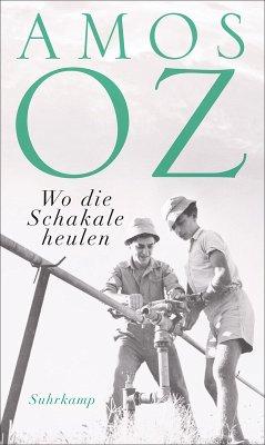 Wo die Schakale heulen (eBook, ePUB) - Oz, Amos