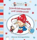 Abenteuer im Wichtelland - Schneckenexpress und Hasenpost (Mängelexemplar)
