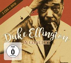 Duke In Concert.2cd+Dvd - Ellington,Duke