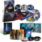 Star Wars Complete Saga 1-7 (12 Blu-rays) LTD