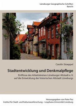 Stadtentwicklung und Denkmalpflege (eBook, ePUB)