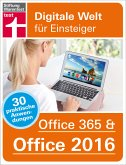 Office 365 & Office 2016 (eBook, PDF)