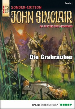 Die Grabräuber / John Sinclair Sonder-Edition Bd.41 (eBook, ePUB)