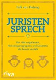 Juristensprech (eBook, PDF)