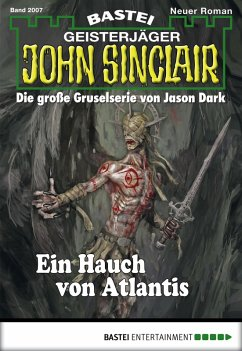 Ein Hauch von Atlantis / John Sinclair Bd.2007 (eBook, ePUB)